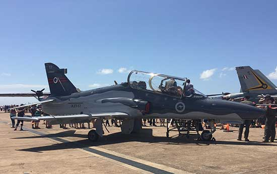 Townsville Air show Qld