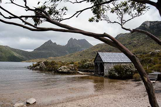 Cradle Mountain Hut
